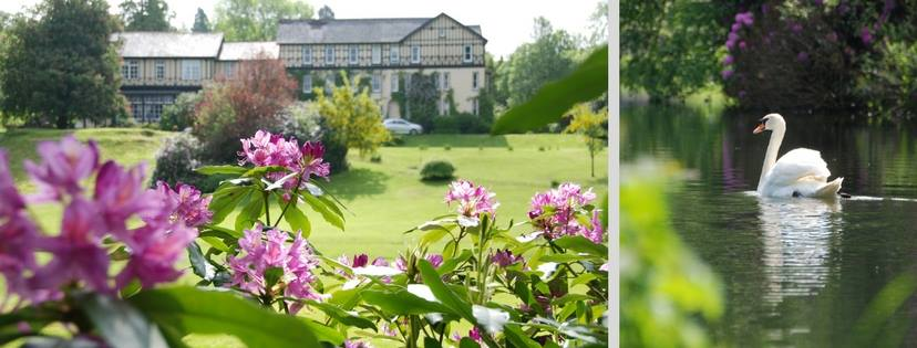 places to stay mid wales powys brecon