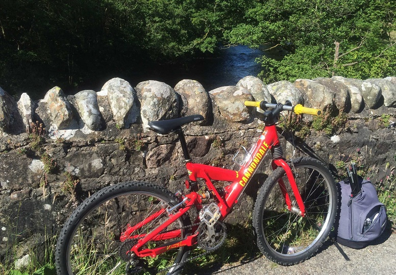 mountain biking mid wales brecon