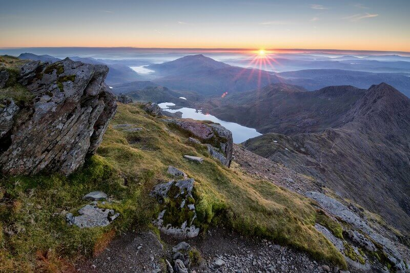 spectacular places to visit in Wales UK Snowdonia